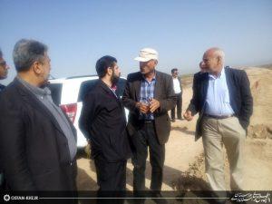 استاندار خوزستان خبر داد: مهار یک میلیون هکتار اراضی خوزستان در برنامه بلندمدت مقابله با ریزگردها