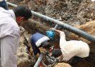 پیشرفت ۳۵ درصدی پروژه شبکه جمع آوری فاضلاب خانگی کوی سیاحی