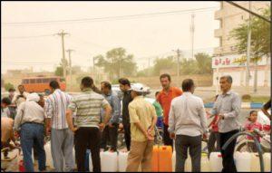 «فاجعه شروع شد» مستندی درباره بحران آب در ایران