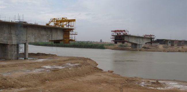 کاهش بار ترافیکی اهواز با بهره برداری از پروژه پل نهم