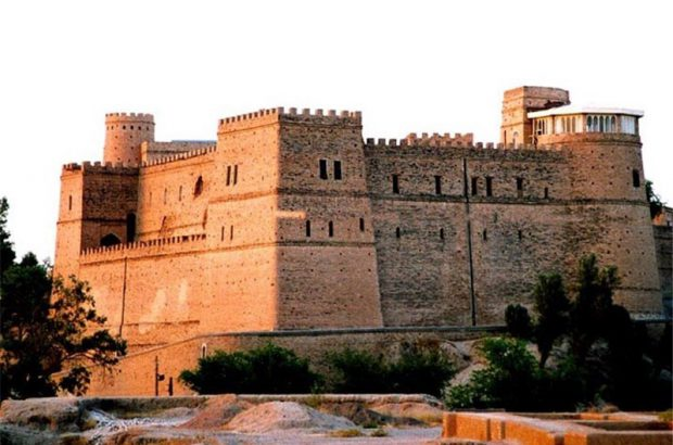 خوزستان زیبا / کاخ آپادانا – شوش