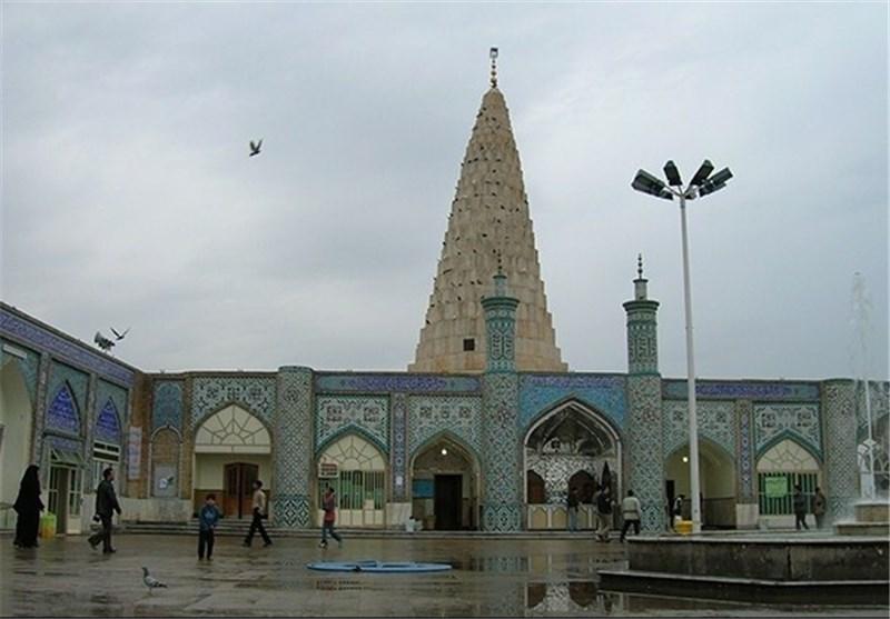 خوزستان زیبا / مقبره دانیال نبی (ع)