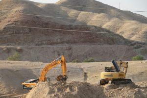 با حضور استاندار خوزستان عملیات اجرایی چهار طرح آب و فاضلاب در مسجدسلیمان آغاز شد