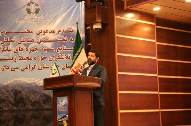 استاندار: وضعیت فعلی محیط زیست خوزستان آینه تمام نمایی از مدیریت بخشی نگری است