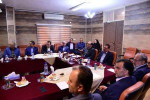 افتتاح نیروگاه خورشیدی 20 کیلوواتی سازمان منطقه ویژه