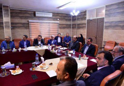 افتتاح نیروگاه خورشیدی ۲۰ کیلوواتی سازمان منطقه ویژه