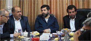 جلسه بررسی مشکلات شهر ویس شهرستان باوی با حضور استاندارخوزستان برگزار شد