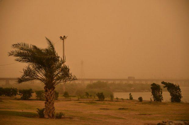 طوفان های گردوغبار و راهکارهای عملیاتی مقابله با آن