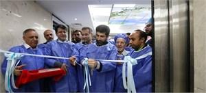 افتتاح یک طرح توسعه ای در بیمارستان آپادانا اهواز با حضور استاندار خوزستان