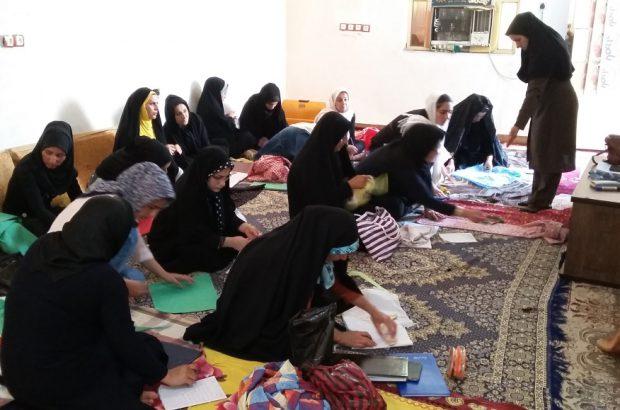 اجرای طرح توانمندسازی زنان عشایر در خوزستان