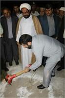 کلنگ پروژه اصلاح شبکه آب شرب دارخوین شادگان با حضور استاندار خوزستان به زمین زده شد