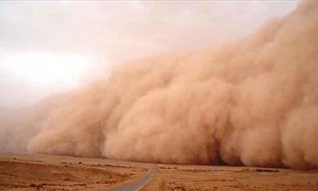 راهکارهای مقابله با طوفان های گردوغبار در خوزستان/ تحقیق