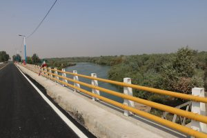 افتتاح پل شهید ناجیان شوش