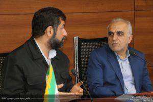 گزارش تصویری / بازدید استاندار خوزستان از طرح های توسعه ای فرودگاه بین المللی اهواز