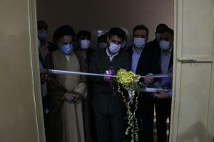افتتاح چند طرح درمانی در اندیمشک با حضور دکتر شریعتی استاندار خوزستان