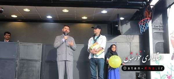 شریعتی : سیل خوزستان منجر به ایجاد سرمایه با ارزش اجتماعی شد