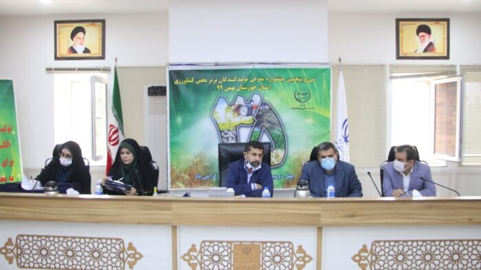 استاندار: تولید کشاورزی در خوزستان با اجرای طرح ۵۵۰ هزار هکتاری از ۱.۷ میلیون تن به ۵.۲ میلیون تن رسید