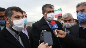با حضور وزیر راه و شهرسازی و استاندار خوزستان پروژه پل شور عقیلی افتتاح و از چند پروژه دیگر بازدید به عمل آمد