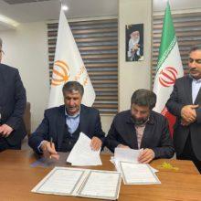 تفاهمنامه چهار خطه کردن محور اهواز به خرمشهر و ساخت باند دوم پل نهم اهواز به امضا رسید