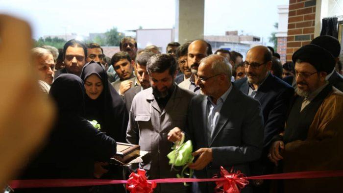 با حضور وزیر آموزش و پرورش و استاندار خوزستان در دزفول صورت گرفت: کلنگ زنی یک سالن همایش و افتتاح مدرسه بزرگ استثنایی پگاه پریدار در دزفول