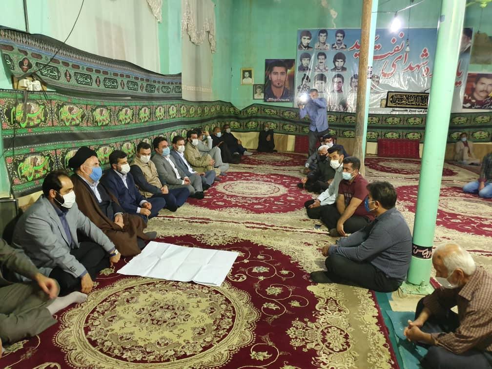 استاندار خوزستان : ۶۰ روستای منطقه نفت سفید هفتگل از نعمت آب آشامیدنی پایدار بهره مند می شوند