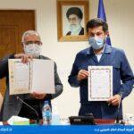 تفاهم نامه خرید و توزیع ۲۵ هزار تبلت در بین دانش آموزان خوزستانی به امضا رسید
