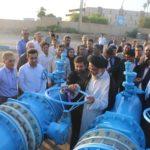 شریعتی : 42هزار متر مکعب به ظرفیت روزانه شبکه آب اهواز افزوده شد