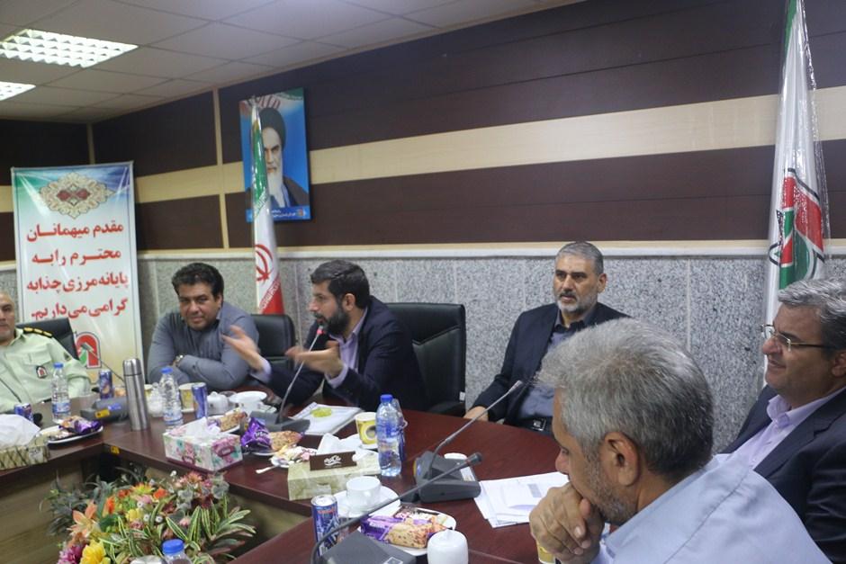 استاندار خوزستان خبر داد / تامین ۷ هزار تن قیر توسط وزارت نفت جهت پروژه های راهسازی در مرز چذابه