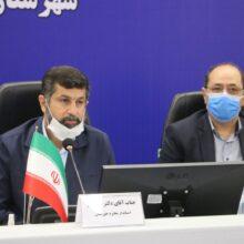 استاندار خوزستان: ۲۵ هزار تبلت ویژه دانش آموزان کم برخوردار با کمک استانداری و کمیته امداد تامین می شود