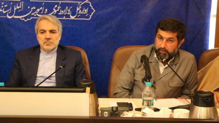 استاندار خوزستان عنوان کرد : ورود ۱۷میلیون مترمکعب آب به اهواز در بارش اخیر