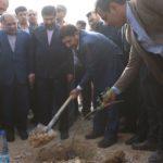 آغاز عملیات اجرایی احداث کارخانه کاغذ ۲۴۰ هزار تنی باحضور استاندار و رئیس ستاد اجرایی فرمان امام (ره)