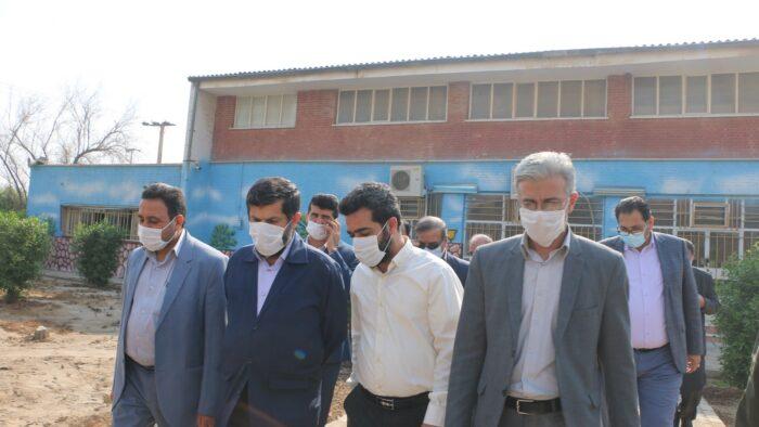 استاندار خوزستان: دانشجو معلم های دانشگاه فرهنگیان استان از ۳۰۰ نفر در سال ۹۵ به ۶ هزار نفر رسید