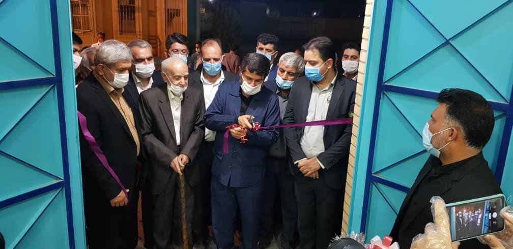 کلنگ زنی و افتتاح پروژه های نوسازی مدارس در بهبهان با حضور شریعتی استاندار خوزستان