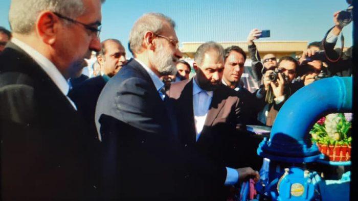 عملیات بهرهبرداری و اجرایی ۶ پروژه صنعت آب خوزستان آغاز شد