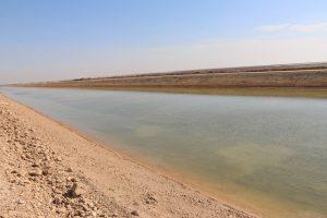 استاندار خوزستان خبر داد: کانال آبرسانی به نهال های کشت شده در کانون های فوق بحرانی ریزگرد احداث شد