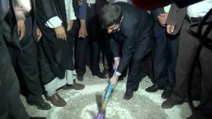 استاندارخوزستان در مراسم افتتاحیه شبکه فاضلاب هویزه: توسعه شبکه فاضلاب در مناطق محروم ضروری است