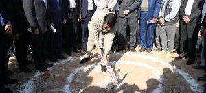 طرح ملی بازآفرینی شهری با هدف برچیدن بافت های فرسوده و غیراستاندارد شهری با حضور استاندار خوزستان آغاز شد