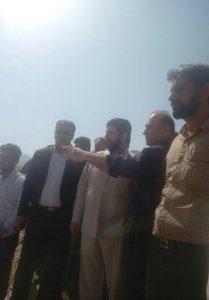 با حضور استاندار خوزستان در باغملک انجام شد/ افتتاح جاده چم سید محمد و نصب دستگاه آب شیرین کن در بخش صیدون