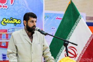 استاندار خوزستان در آئین افتتاح مجتمع ورزشی زنده یاد ریسمان سنج: مسئولان با تمام همت در کنار خیران باشند