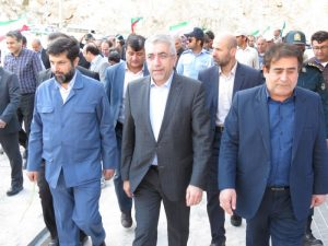 فاز دوم نیروگاه برقابی مارون خوزستان به بهره برداری رسید