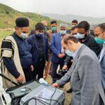 با حضور سلیمانی استاندار خوزستان دستگاه های فتو ولتاییک تحویل عشایر لالی و اندیکا شد