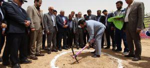 عملیات اجرایی جمع آوری فلرهای نفتی ۳ واحد بهره برداری شرکت نفت با حضور استاندار خوزستان آغاز شد