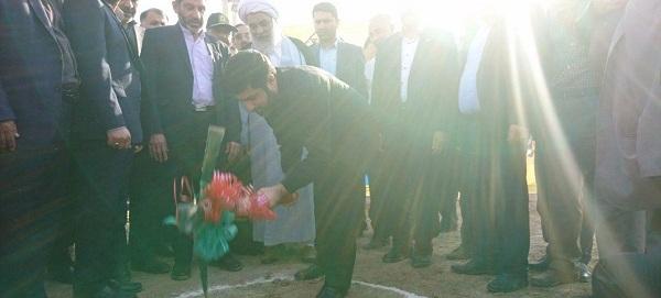 آغاز عملیات اجرایی احداث سه ایستگاه برق در شوشتر و گتوند با حضور استاندار خوزستان