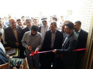 38 باب کلاس درس در بخش غیزانیه اهواز با حضور استاندار خوزستان به بهره برداری رسید