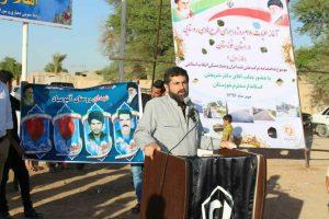 کار بهسازی 48 روستای خوزستان با حضور استاندار آغاز شد