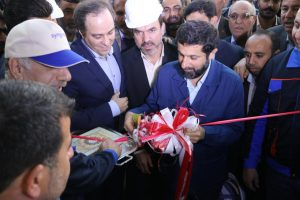 کارخانه قند شمال خوزستان پس از 15 سال تعطیلی وارد مدار تولید شد