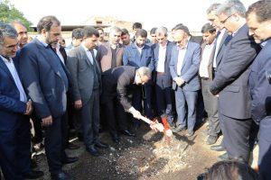 افتتاح و کلنگ زنی 12 طرح آموزشی با حضور وزیر آموزش و پرورش و استاندار خوزستان در دزفول و اندیمشک