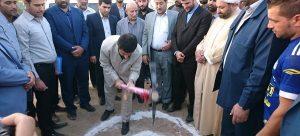 به مناسبت هفته دولت / افتتاح و کلنگ زنی پروژه های راه و شهرسازی با حضور استاندار خوزستان