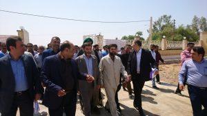 گزارش تصویری / افتتاح پروژه های هفته دولت در شوشتر با حضور استاندار خوستان