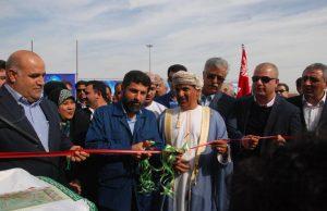 خط کشتیرانی بندر خرمشهر – صحار عمان راهاندازی شد